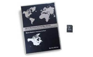 2012 Buick Regal Navigation SD Card Map Update