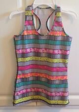 Ladies Youth Girls  Ivivva Tank Top  Activewear Top Yoga Top Size 2