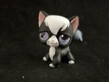 Authentic littlest pet shop lps angora longhair cat no number from puzzle