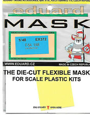 Eduard Northrop F-5A Painting Mask for Kinetic 1/48 Scale Kit EUEX372