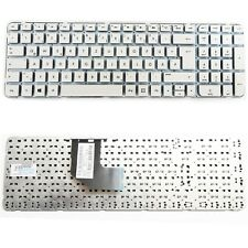 Keyboard for HP Pavilion G6-2000 G6-2100 G6-21xxx Series without frame white