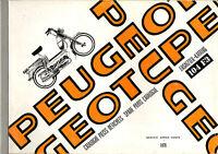 Catalogue pieces detachée PEUGEOT 104 F3  mobylette