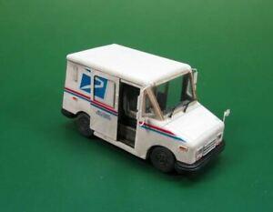 HO 1:87 Showcase Miniatures 3004 Grumman LLV Postal Delivery Truck KIT