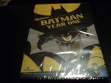 "EDITION COLLECTOR 2 DVD NEUF ""BATMAN YEAR ONE"""