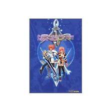 SUMMON NIGHT extenze Yoake no Tsubasa perfect bible book/ PS2