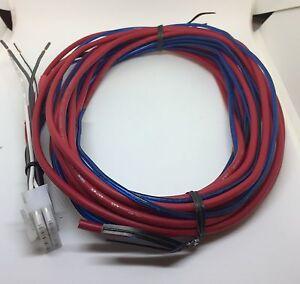Kicker Bass Station Powered SUB 10 Pin power Harness PT250 PT10 11PHD12 11PH12 L