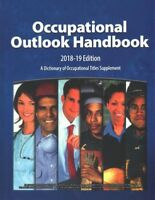 Occupational Outlook Handbook 2018-19, Hardcover by U.S. Department of Labor ...