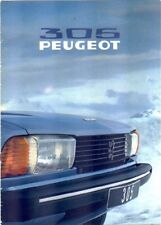 PEUGEOT 305 BROCHURE 4/1978