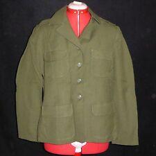 US ARMY WOMEN'S WOOL FIELD COAT JACKET 12 Regular