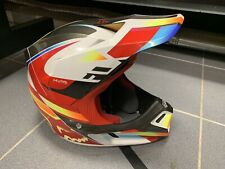 FOX HELMET FOX RACING MOTIF MEDIUM HELMET V3 MVRS MIPS 2019 MOTOCROSS OFFROAD MX