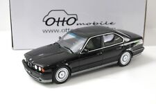 1:18 OTTO BMW M5 E34 Phase I Sedan black NEW bei PREMIUM-MODELCARS