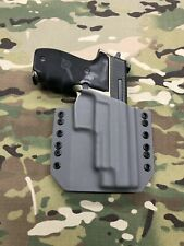 Battleship Gray Kydex SIG P226R MK25 Holster