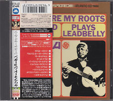CLIFFORD JORDAN - these are my roots , plays leadbelly CD japan edition