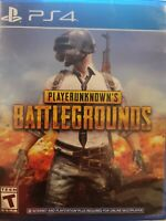 PlayerUnknown's BattleGrounds [ PUBG ] (Playstation 4 PS4) Brand New & Sealed