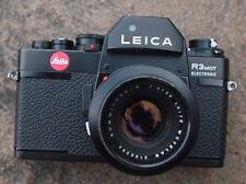 Leitz Leica r3 mot Electronic con summicron 1:2/50mm, muy buen estado!