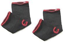 En el tobillo, pie brace/supports Red/black 1 Talle Senior