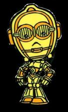 Cute Star Wars Mystery Pack C-3PO Disney Pin 108420