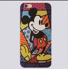Bright Mickey Mouse Case Cover For iPhone 5/5s Or SE. Xmas