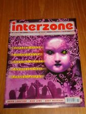 INTERZONE #164 FEBRUARY 2001 STEPHEN BAXTER RICHARD CALDER UK MAGAZINE =