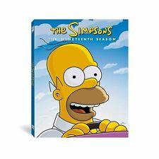 The Simpsons SEASON 19 (DVD 4-DISC Set)  Free Shipping US Region 1