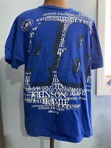Jimmie Johnson T Shirt  #48 2012 Nascar Lowes Team Racing Huge Print 2XL