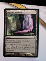 Crypt of Agadeem 1x | NM | Zendikar | MTG Magic the Gathering | English