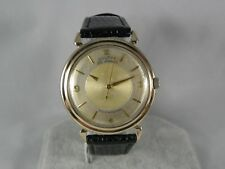 SERVICED 1960`s   BULOVA * MYSTERY DIAL *....*  WORKING MEN`S  WATCH