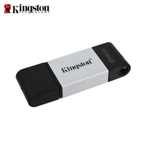 Kingston DT80 64Go USB 3.2 Gen 1 Lecteurs flash USB Stockage USB OTG Type-C