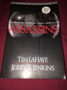 Assassins Paperback Book by Tim LaHaye/Jerry B. Jenkins