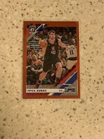 2019-20 Panini Donruss Optic Ivica Zubac Red Prizm /99 #50 Clippers