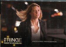 Fringe Seasons 1 & 2 Complete 72 Card Base Set