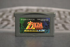 ZELDA DOESN'T DENSETSU KAMIGAMI TRIFORCE GAME BOY ADVANCE JAP JP JPN GB GAMEBOY
