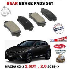 Para Mazda CX3 1.5 Dt 2.0 Skyactiv 2015   > Nuevo Disco Freno Trasero Juego de