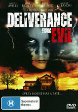 DELIVERANCE FROM EVIL - DEMONIC ANGRY EVIL GHOST HAUNTED HOUSE HORROR DVD