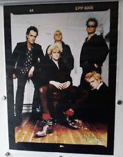 Die Toten Hosen - Poster Bandportrait aus den 90ern - immer noch wie neu !!!