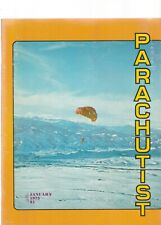 Parachutist Magazine Complete 1975 Set Of 12 Issues