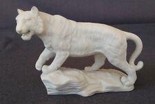 Vintage ALDON FINE Grain PORCELAIN 1974 Lion Figurine