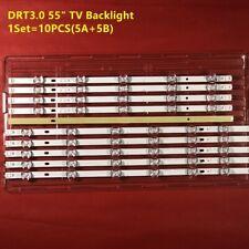 RAMPE LED TV LG 55' 55LB6300-UQ 55LB6300-UQ 55LB561V 55LF5950