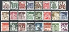 BERLIN MNH 1964-66 Architecture set