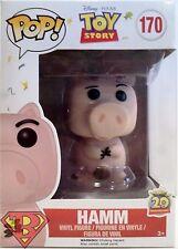 "HAMM Disney Pixar Toy Story 20th Anniversary Pop 4"" Vinyl Figure #170 Funko 2015"