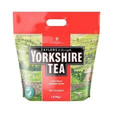 Yorkshire Tea Bags 1.875 Kg  (600 tea bags) 1.875kg (600 tea bags)