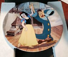 """""""May I Have This Dance"""" Walt Disney Collector Plate by Edwin M Knowles"""