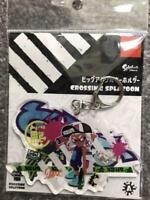 Nintendo TOKYO CROSSING SPLATOON Big Acrylic Key Chain A Limited Edition NEW