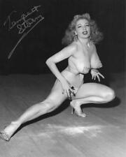Actress Tempest Storm Pin Up 8x10 Photo #C25