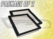 AIR FILTER AF8171 FOR 2015 2016 CHEVROLET COLORADO GMC CANYON - PACKAGE OF TWO