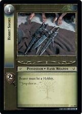 LOTR TCG Hobbit Sword 1C299 Fellowship of the Ring FOTR MINT FOIL