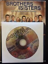 Brothers and Sisters - Season 2, Disc 2 REPLACEMENT DISC (not full season)