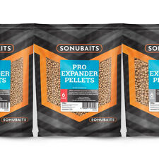 Sonubaits Pro Expander carp Pellets - All Sizes - 500g Bag sonu baits
