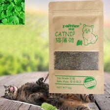 Organic 100% Natural Premium Catnip Cattle Grass Menthol Flavor Funny Cat Toys~~