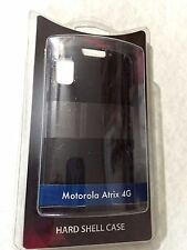 Rocketfish Mobile Black Hard Case for Motorola Atrix 4G RF-CMAH2BPM